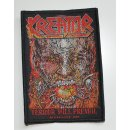 Patch KREATOR Terror Will Prevail 7,3 cm x 10,2 cm