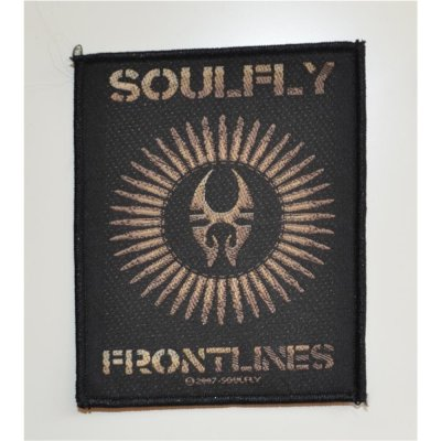 Aufnäher SOULFLY Frontlines