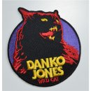 Aufnäher DANKO JONES Wild Cat Cutout