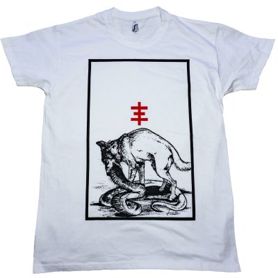 T-Shirt Psychic TV Allegory & Self