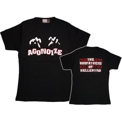 T-Shirt AGONOIZE Godfather
