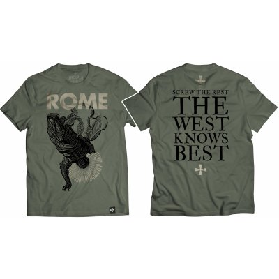 T-Shirt ROME The West Knows Best