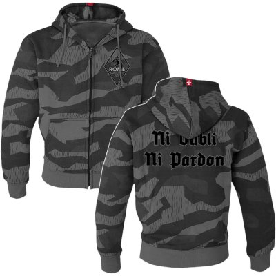 Zip Up Hood Rome Ni Oubli, Ni Pardon