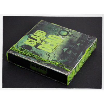 Green Horror Box Sopor Aeternus Island of the Dead