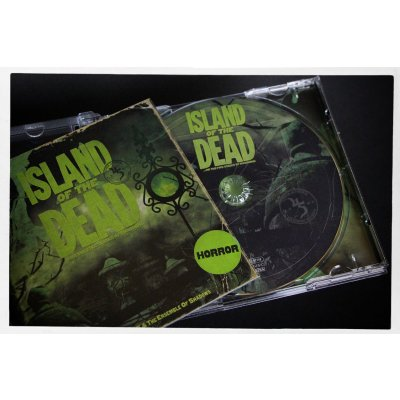 Standard CD Edition Sopor Aeternus Island of the Dead