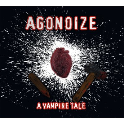 Single CD AGONOIZE A Vampire Tale