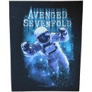 Backpatch AVENGED SEVENFOLD Astronaut