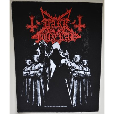 Backpatch DARK FUNERAL Shadow Monks