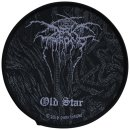 Aufnäher DARKTHRONE Old Star