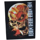 Backpatch FIVE FINGER DEATH PUNCH And Justice For None