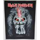 Backpatch IRON MAIDEN Eddie Candle Finger