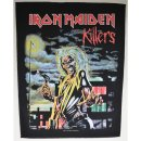 Backpatch IRON MAIDEN Killers