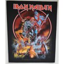 Backpatch IRON MAIDEN Maiden England