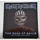 Aufnäher IRON MAIDEN The Book Of Souls