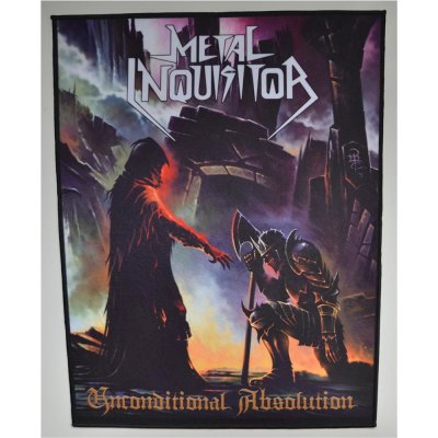 Backpatch METAL INQUISITOR Unconditional Absolution