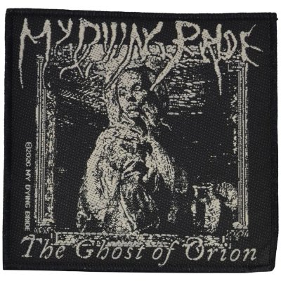 Aufnäher MY DYING BRIDE The Ghost Of Orion Woodcut