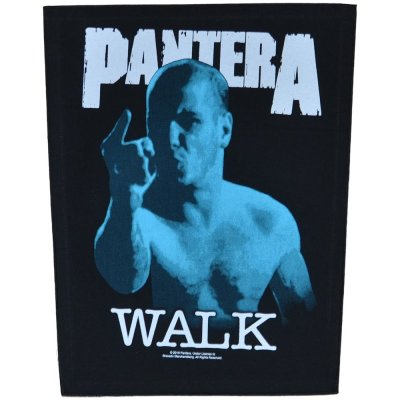 Backpatch PANTERA Walk