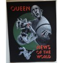 Backpatch QUEEN News Of The World