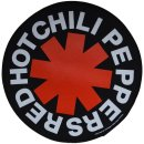 Backpatch RED HOT CHILI PEPPERS Asterisk