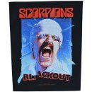 Backpatch SCORPIONS Blackout