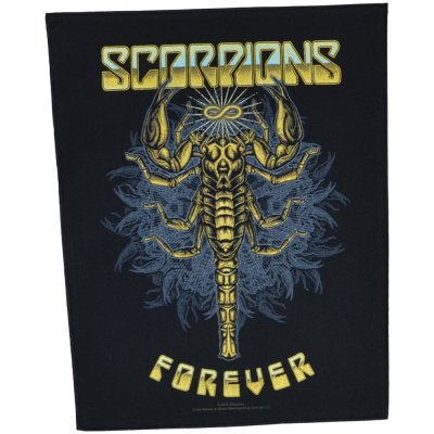 Backpatch SCORPIONS Forever