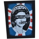 Backpatch SEX PISTOLS God Save The Queen