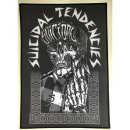 Backpatch SUICIDAL TENDENCIES 1F One Finger - 22 cm x...