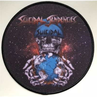 Aufnäher SUICIDAL TENDENCIES World Gone Mad