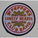 Aufnäher THE BEATLES Sgt. Peppers Lonely Hearts Club Band