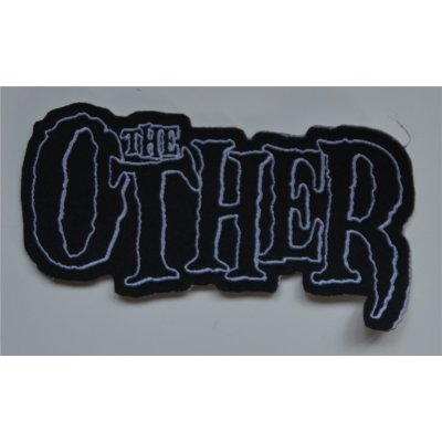 Aufnäher THE OTHER Cut Out Logo