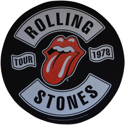 Backpatch THE ROLLING STONES Tour