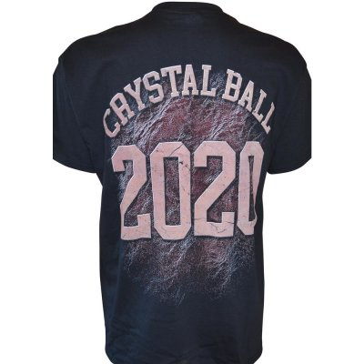 T-Shirt CRYSTAL BALL 2020 - Gildan Heavy Cotton