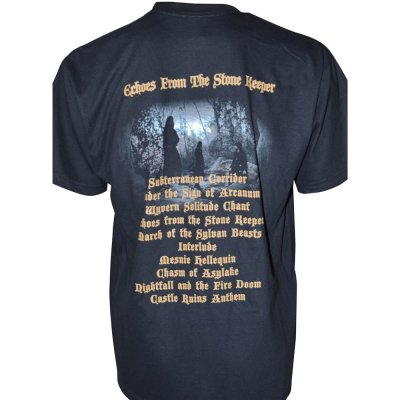T-Shirt DARKENHOLD Echoes From The Stone Keeper - Gildan Hammer