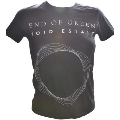 Girly-Shirt END OF GREEN Circles