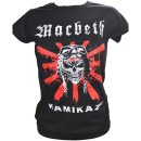 Girly-Shirt MACBETH Kamikaze