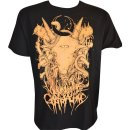 T-Shirt MILKING THE GOATMACHINE BoneHaunt