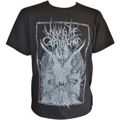 T-Shirt MILKING THE GOATMACHINE Cementerio