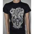 T-Shirt ORCHID Mouth Of Madness Grey