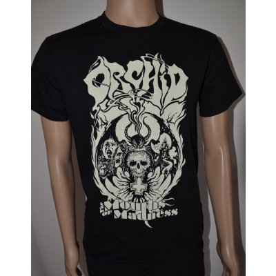 T-Shirt ORCHID Mouth Of Madness Yellowish