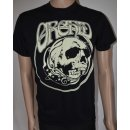 T-Shirt ORCHID Skull Yellowish