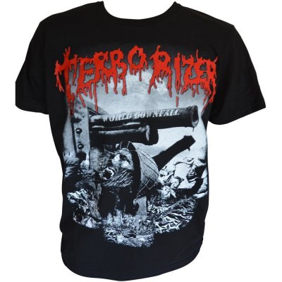 T-Shirt TERRORIZER World Downfall