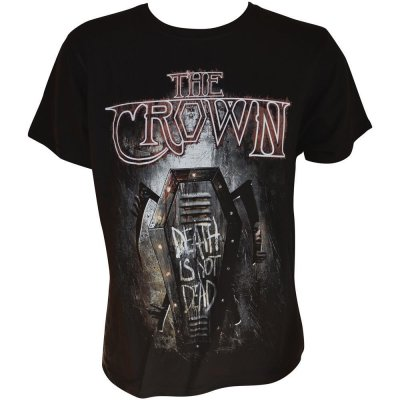 T-Shirt THE CROWN Death Is Not Dead