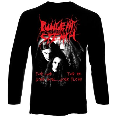 Longsleeve PUNGENT STENCH For God Your Soul...For Me Your Flesh LONGSLEEVE