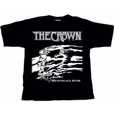 T-Shirt THE CROWN Deathrace King