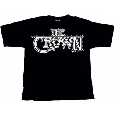 T-Shirt THE CROWN White Logo