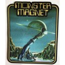 Aufnäher MONSTER MAGNET Tab Cut Out