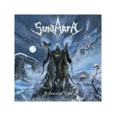 Digipak CD+DVD Suidakra Echoes Of Yore