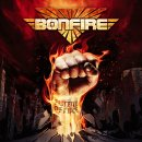 Digipak-CD Bonfire Fistful Of Fire