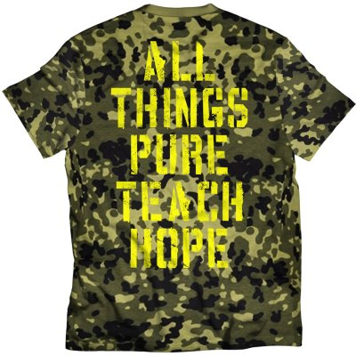 T-Shirt Rome All Things Pure Teach Hope