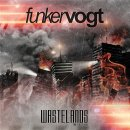 CD Funker Vogt Wastelands - Limitierte Edition